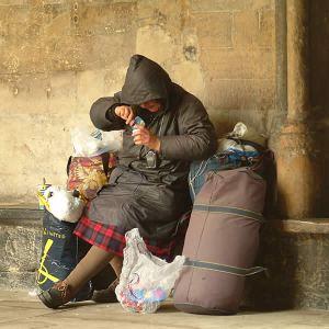 homeless-women